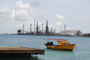 Olieraffinaderij Aruba