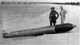 Torpedo op eagle beach 1942, Aruba